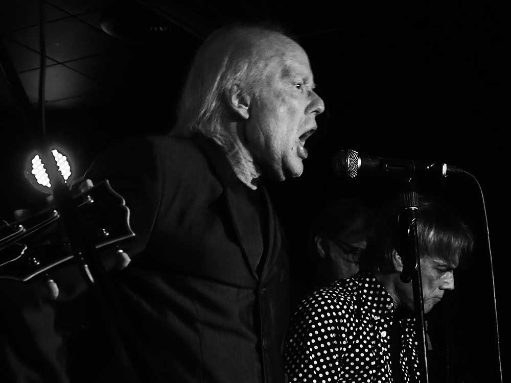 Radio Birdman at the Brisbane Hotel, Hobart